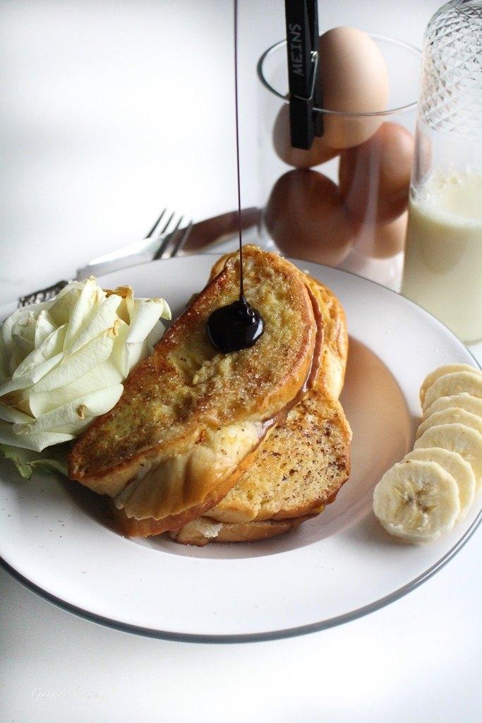 Rezept Butterzopf-French-Toast
