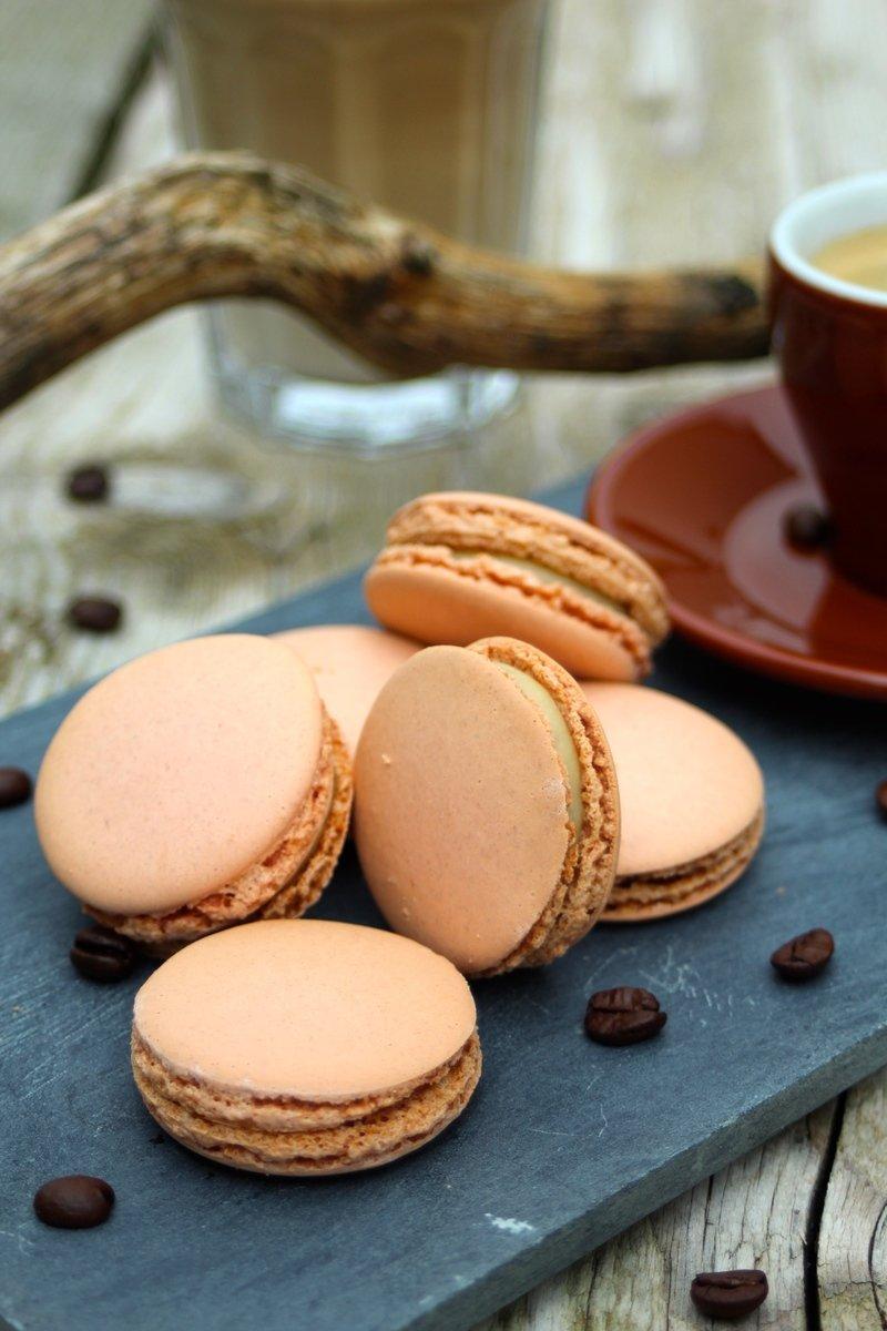 Rezept Café-Macarons