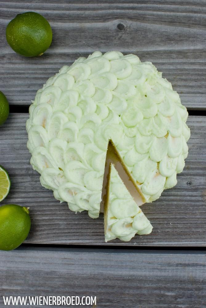 Rezept Caipirinha-Torte