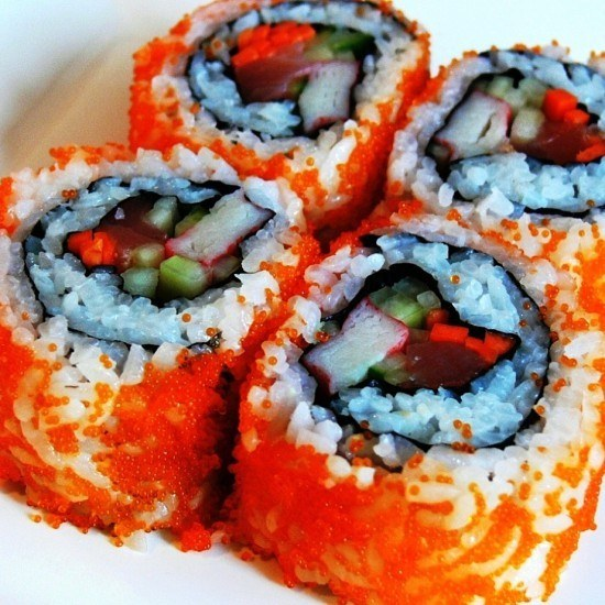 Rezept California Roll