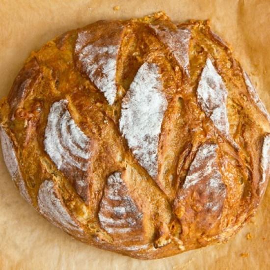 Rezept Camembert-Brot