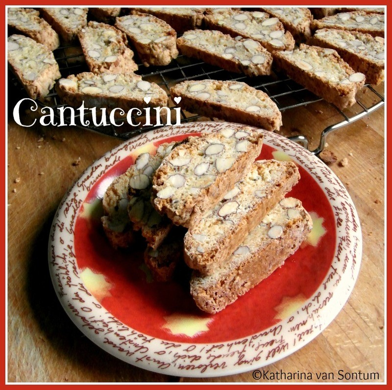 Rezept Cantuccini
