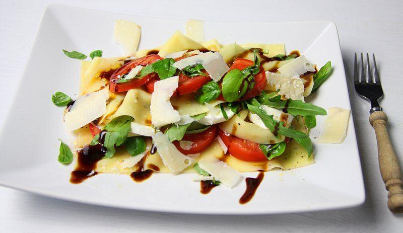 Rezept Caprese-Lasagne