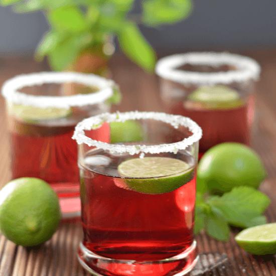 Rezept Cassis Margarita