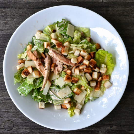 Rezept Ceasar´s Salad