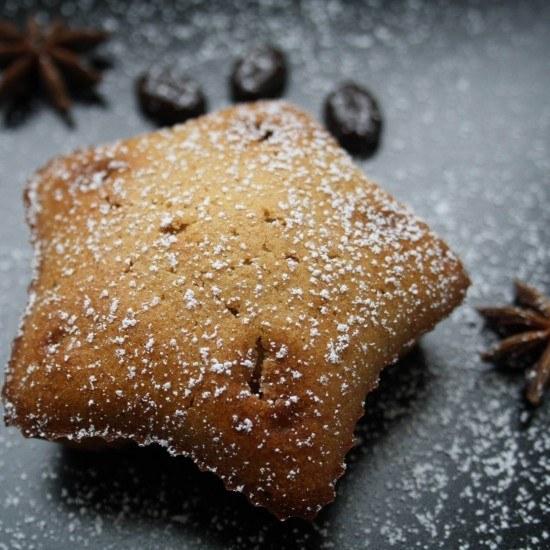 Rezept Chai-Mokka-Muffins