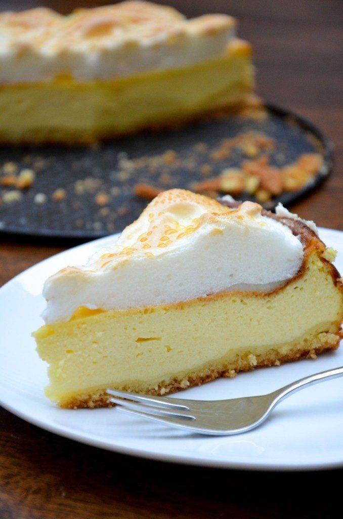 Rezept Cheesecake mit Baiser