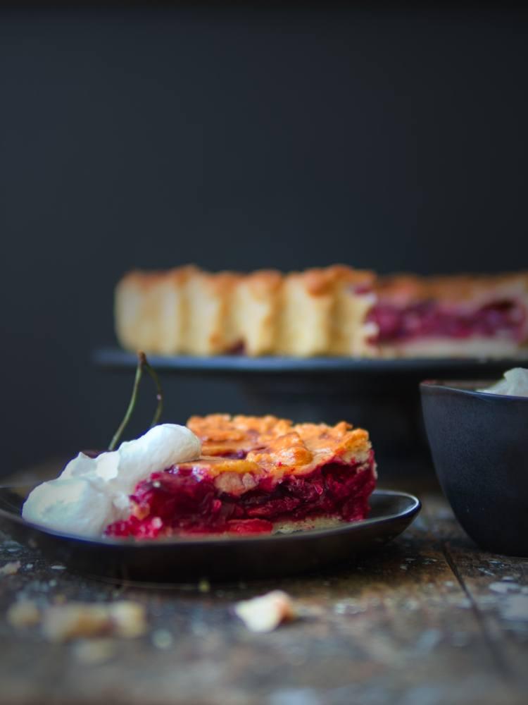 Rezept Cherry-Pie