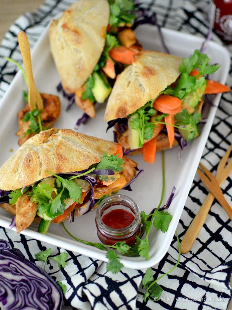 Rezept Chicken Banh Mi