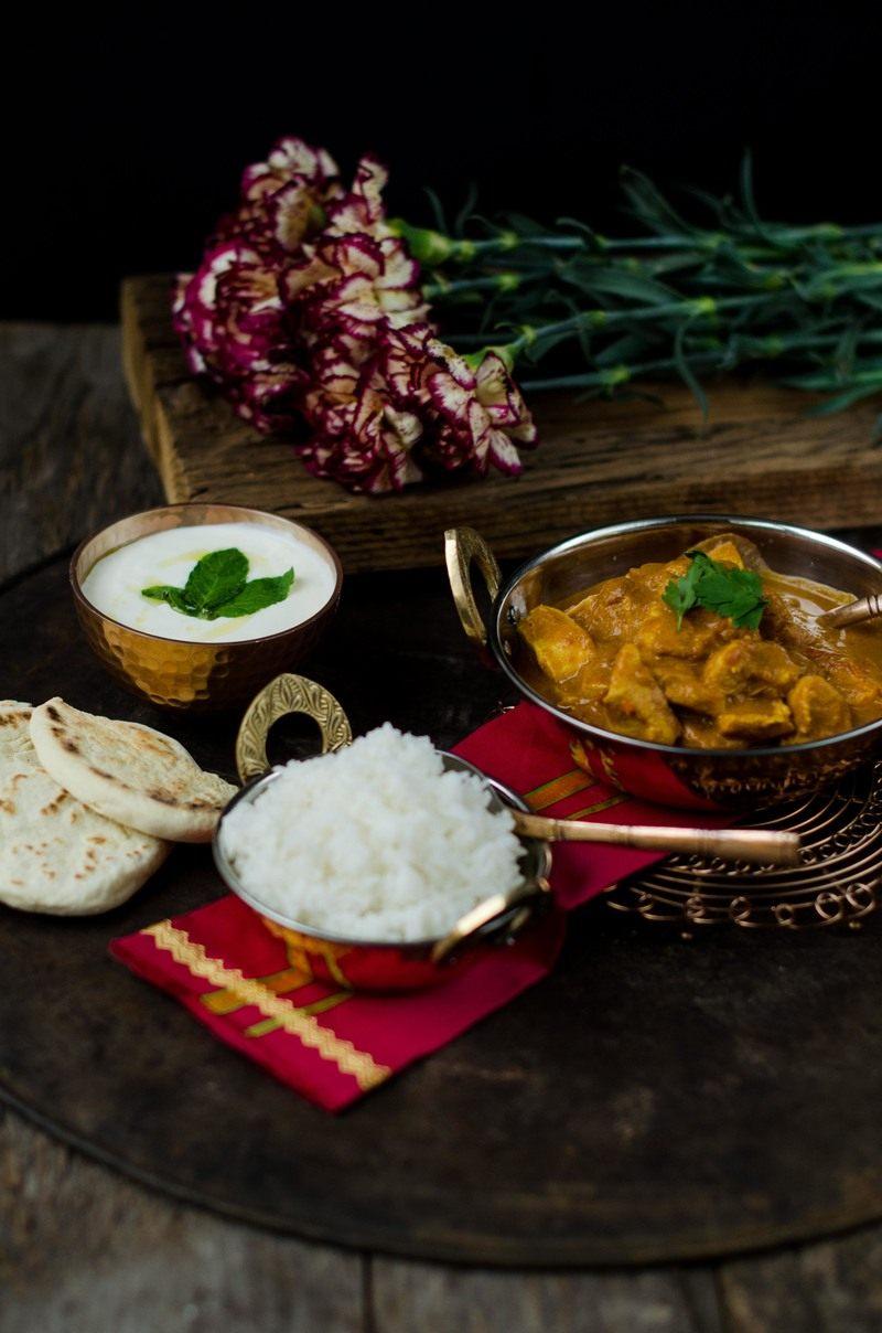 Rezept Chicken Curry Garam Masala