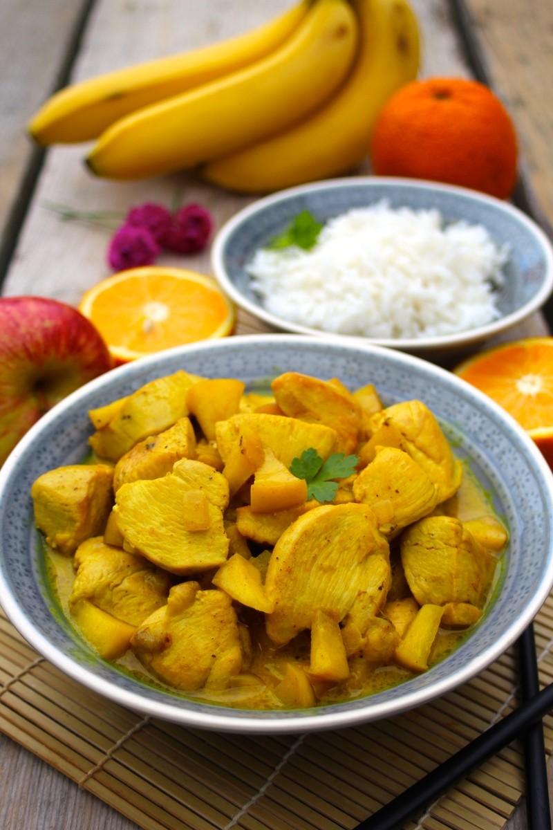 Rezept Chicken Curry