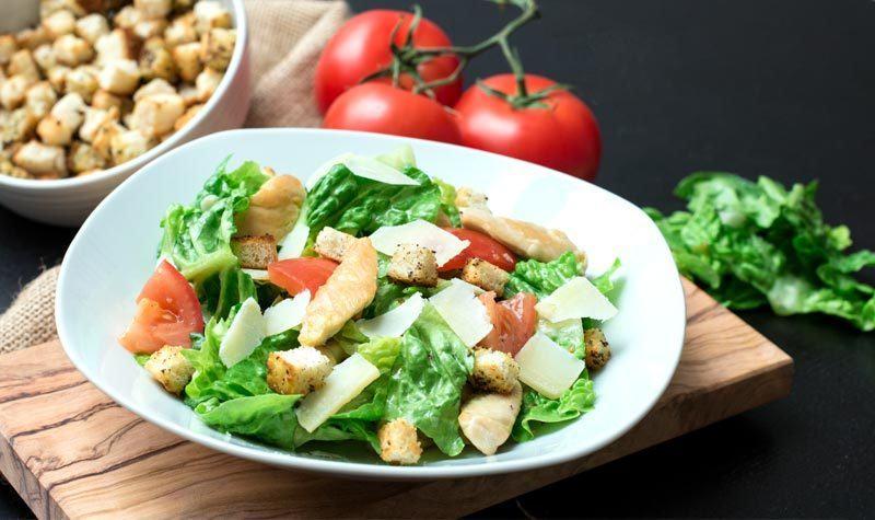 Rezept Chicken-Salat