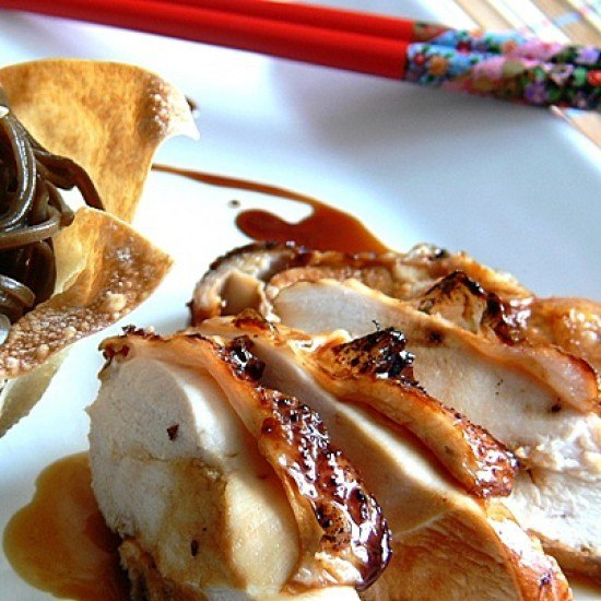 Rezept Chicken Teriyaki