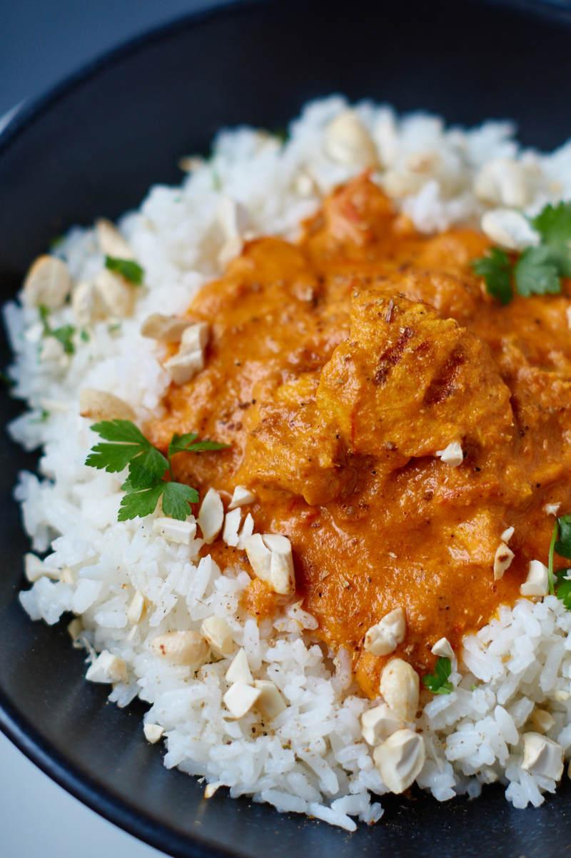 Rezept Chicken Tikka Masala
