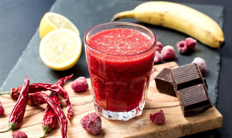 Rezept Chiliberry-Smoothie