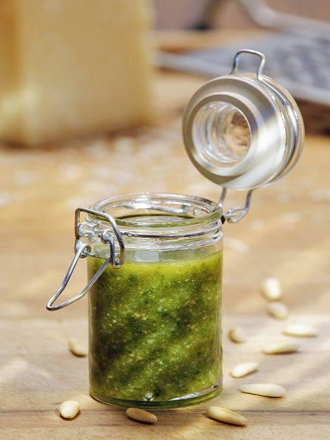 Rezept Chimichurri und Pesto