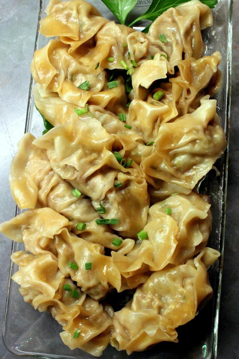Rezept Chinese Pork Dumplings