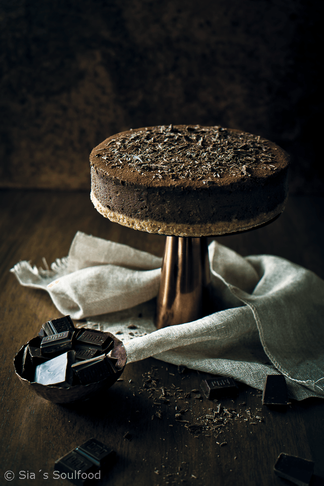 Rezept Chocolate Cheesecake