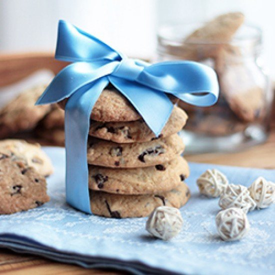 Rezept Chocolate Chip Cookies mit brauner Butter
