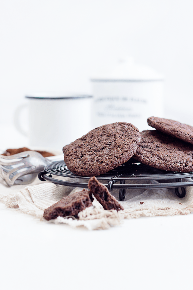 Rezept Chocolate Coffee Cookies