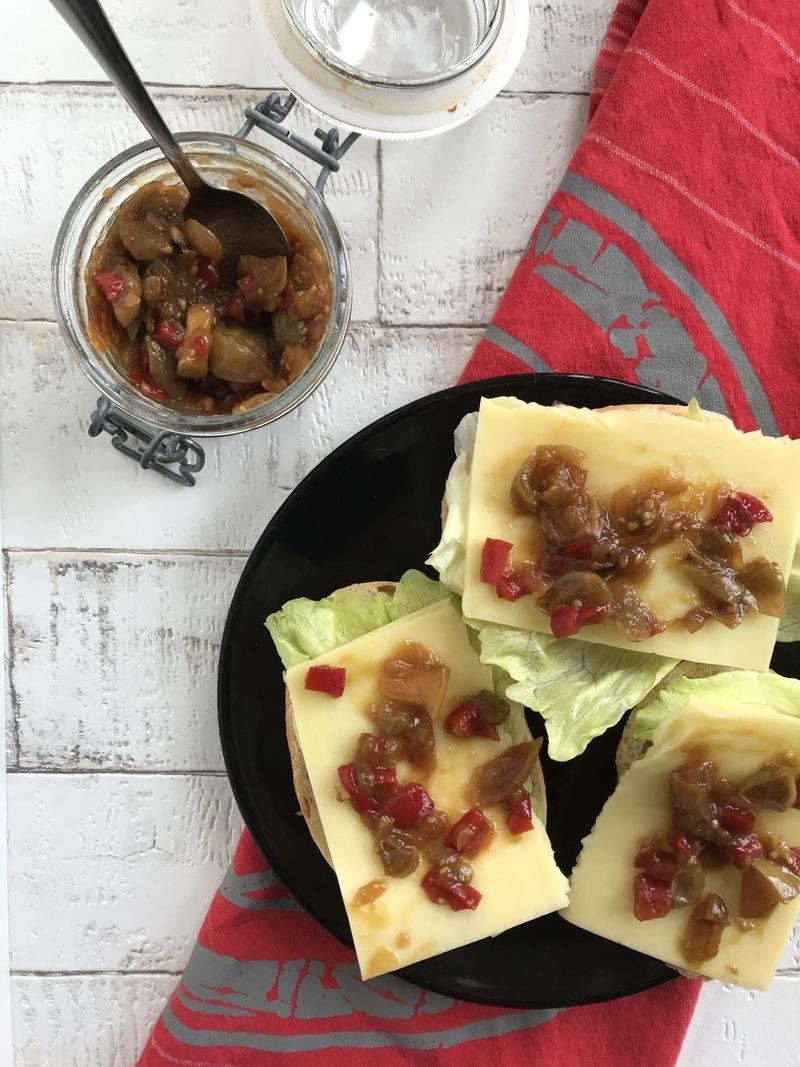 Rezept Chutney aus grünen Tomaten