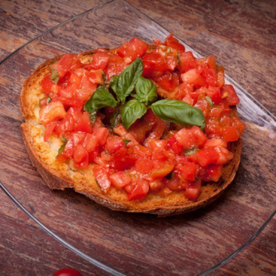 Rezept Ciabatta mit Tomaten