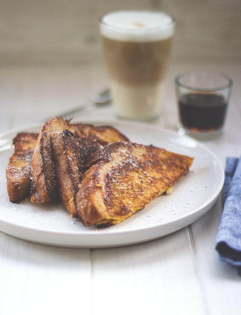 Rezept Classic French Toast