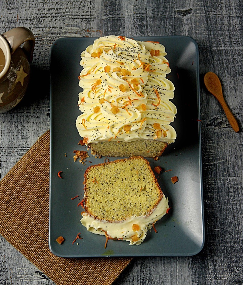 Rezept Clementinen-Mohn-Kuchen