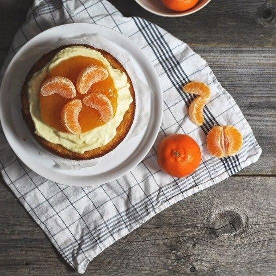 Rezept Clementinen-Torte