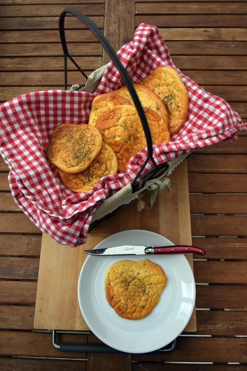 Rezept Cloud Bread, ein selbstgebackenes Brot ohne Kohlenhydrate und glutenfrei