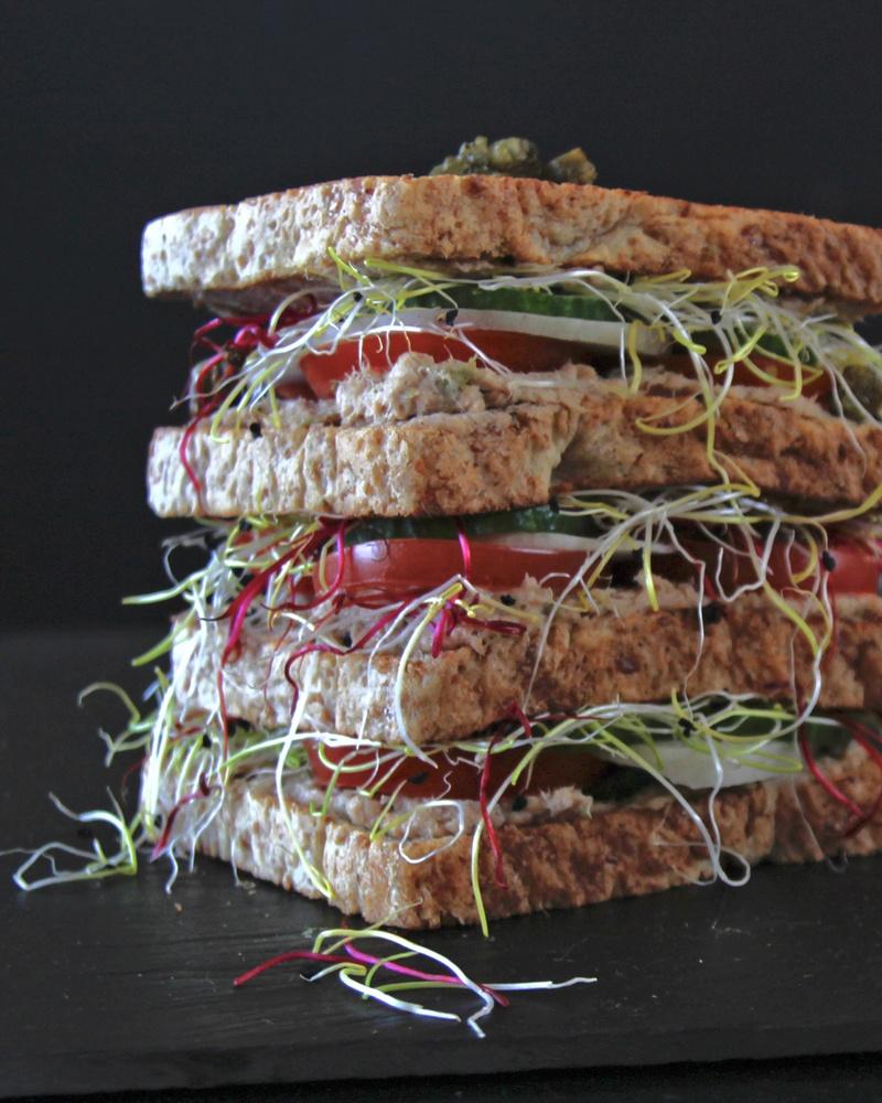 Rezept Club Sandwich New York Style