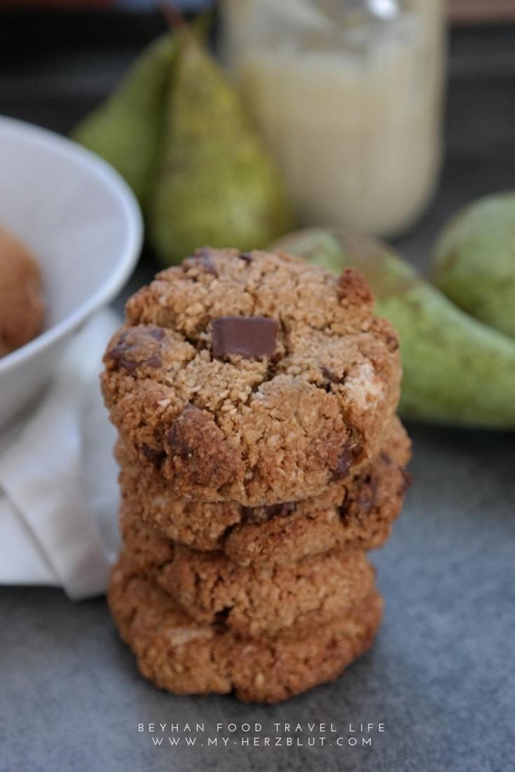 Rezept Coconut Cookies