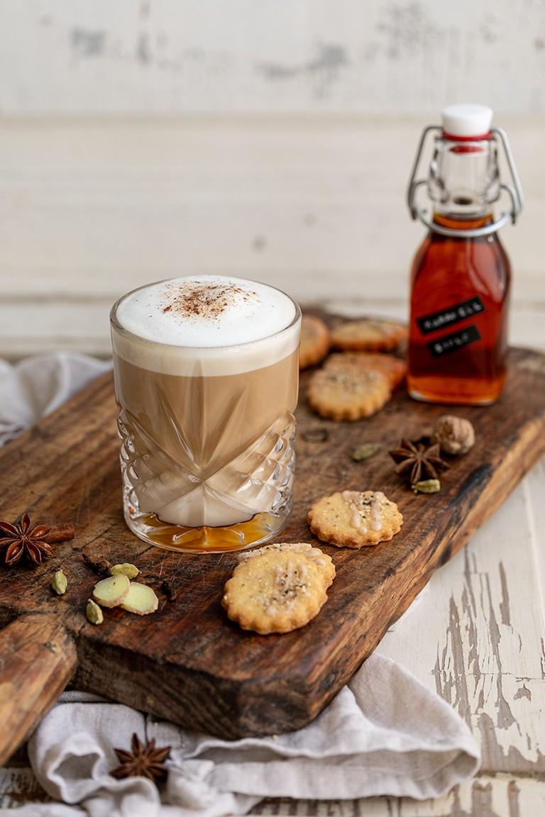 Rezept Coffee Chai Latte