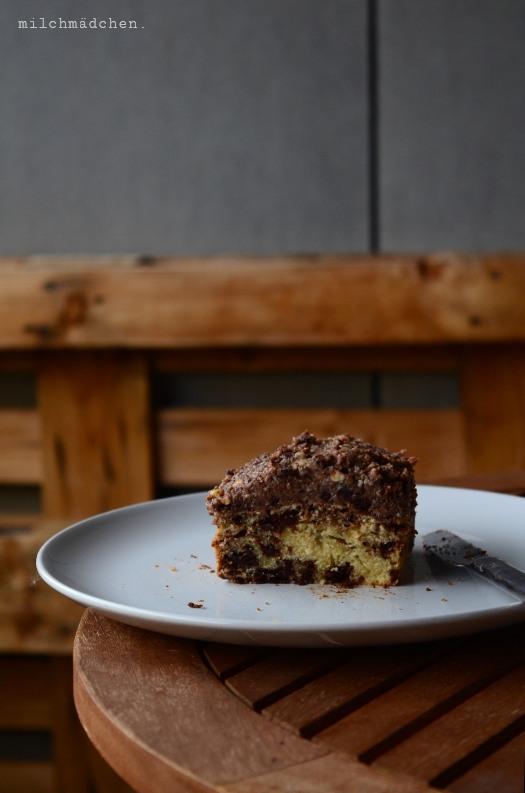 Rezept Cookies-'n-Cream-Cake