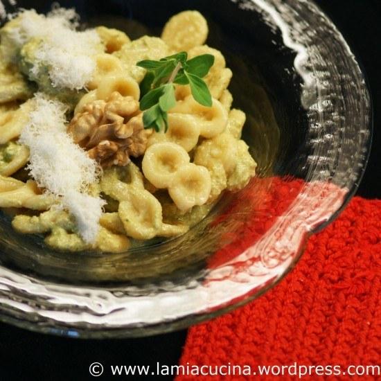 Rezept Corzetti mit Walnuss-sauce