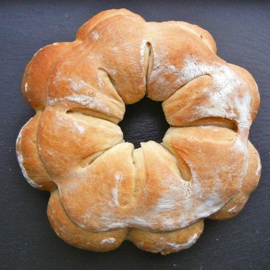 Rezept Couronne - französisches Brot