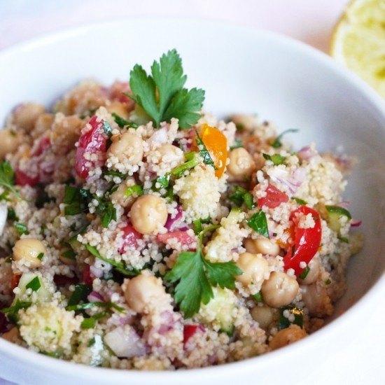 Rezept Couscous-Salat