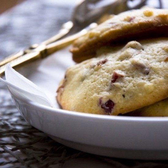 Rezept Cranberry-Haselnuss-Cookies