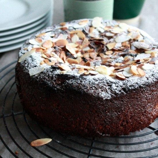Rezept Cranberry-Kuchen