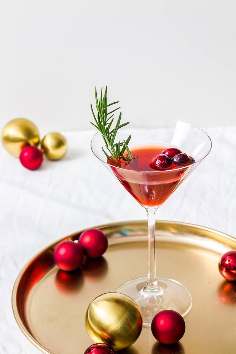 Rezept Cranberry-Martinez
