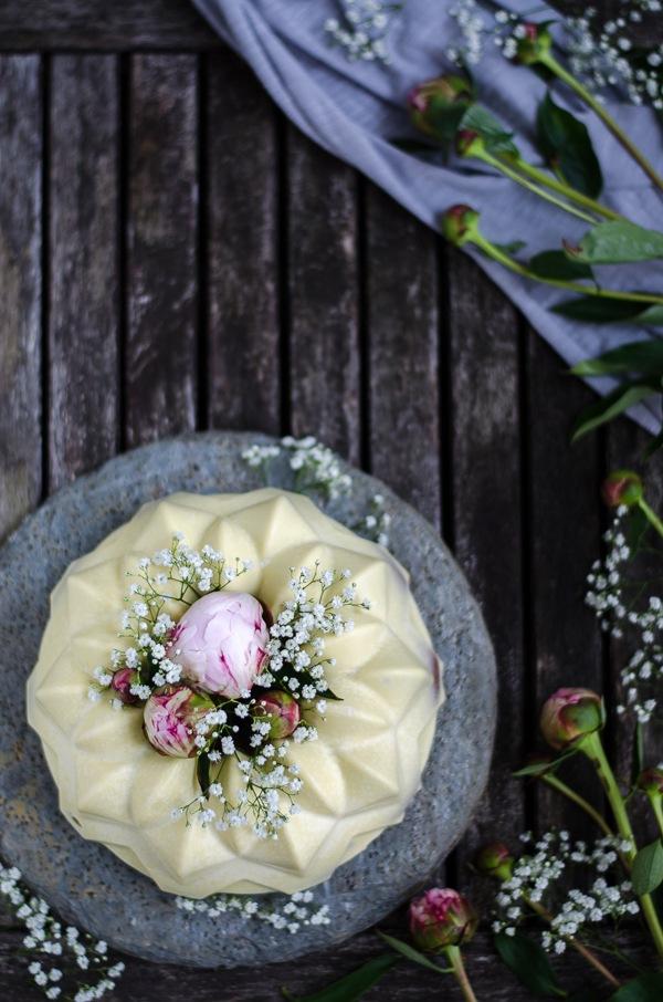 Rezept Cream-Cheese Pound Cake von Melissa Forti und die perfekte Schokoglasur
