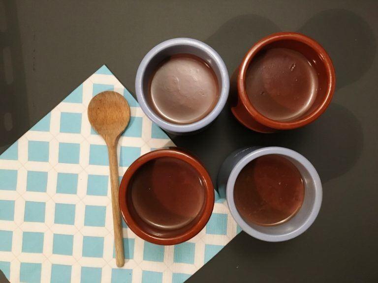 Rezept Crème au chocolat (Schokoladencreme)