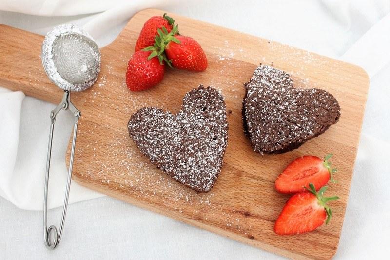 Rezept Cremiger Schokoladenkuchen ohne Mehl