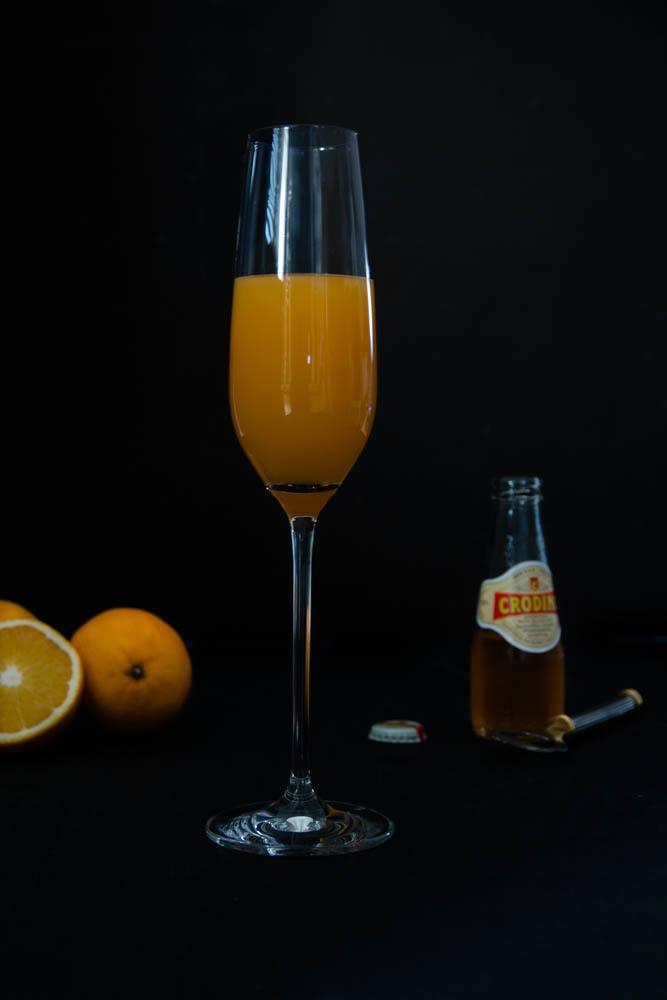 Rezept Crodino Orange