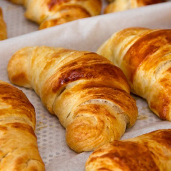 Rezept Croissants mit Poolish