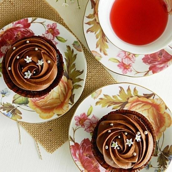 Rezept Cupcake Frosting (Creme)