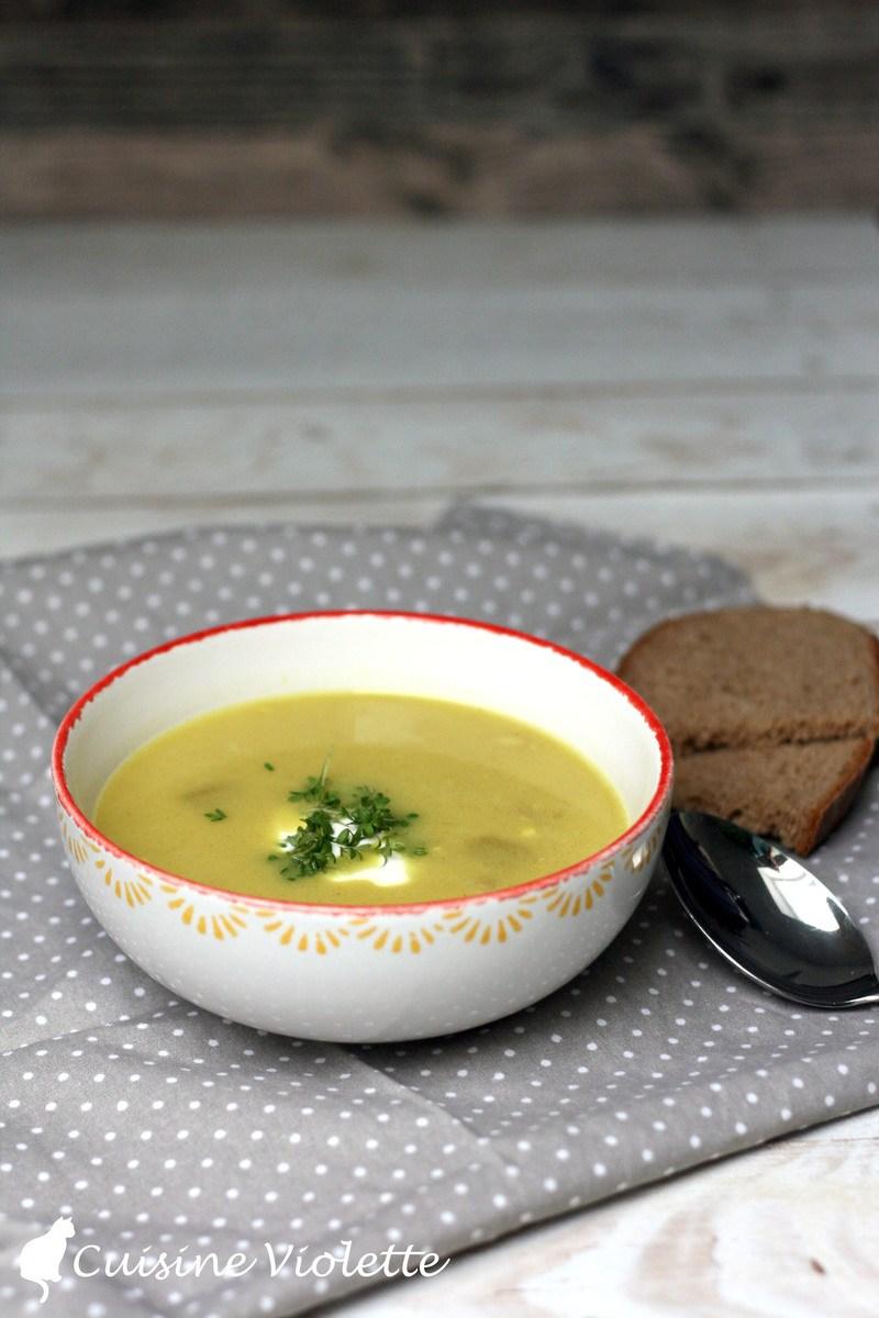 Rezept Curry-Geflügelcremesuppe