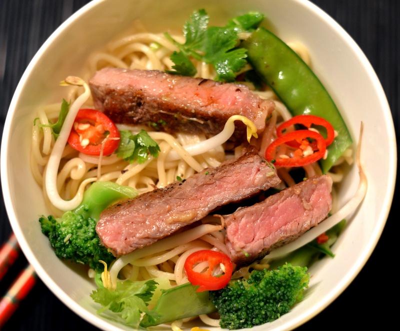 Rezept Dan-Dan Noodles nach Jamie Oliver