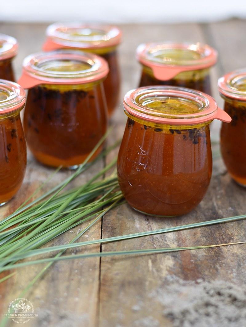Rezept Dänische Sanddorn-Marmelade