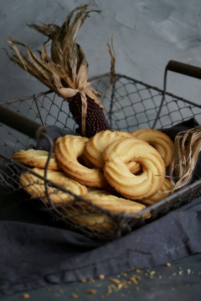 Rezept Dänische Vanillekränze